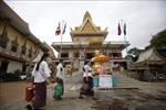 Thủ đô Phnom Penh của Campuchia thiết lập các 'vùng đỏ'