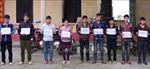 Khởi tố vụ án tổ chức xuất cảnh trái phép sang Trung Quốc