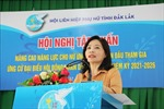 Nâng cao năng lực cho nữ ứng cử viên lần đầu tham gia ứng cử đại biểu HĐND