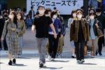 Ban bố tình trạng khẩn cấp lần thứ 3 ở Tokyo và 3 tỉnh phía Tây Nhật Bản