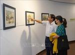 'Đà Nẵng những ngày sau Giải phóng và hôm nay'qua triển lãm ký họa