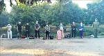 Cách ly tập trung các trường hợp nhập cảnh trái phép tại Quảng Ninh, An Giang