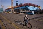 Trung Quốc soán ngôi số một của Hàn Quốc trong ngành đóng tàu