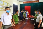 Bắt tạm giam hai đối tượng tổ chức cho người nhập cảnh trái phép