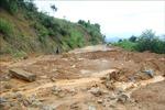 Cảnh báo hình thái thời tiết cực đoan đầu mùa mưa tại Kon Tum