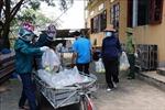 Thành phố Bắc Ninh, huyện Thuận Thành giao phiếu đi chợ cho các gia đình