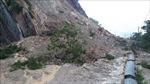 Đề phòng lũ quét, sạt lở đất tại miền núi phía Bắc