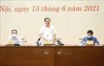 Chủ tịch Quốc hội Vương Đình Huệ:Báo chíđưa 'hơi thở cuộc sống'vào nghị trường