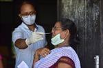 Dịch COVID-19: Số ca nhiễm mới tại Ấn Độ tiếp tục giảm