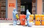 Cấp bách xử lý chất thải phát sinh do dịch COVID-19