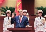 Lãnh đạo Triều Tiên gửi điện chúc mừng Chủ tịch nướcNguyễn Xuân Phúc