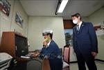 Hàn Quốc - Triều Tiên điện đàm hàng ngày sau khi khôi phục đường dây liên lạc