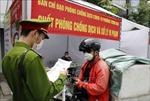 Hà Nội tăng cường kiểm soát người tham gia giao thông tại nhiều tuyến phố