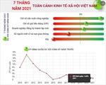 Toàn cảnh kinh tế - xã hội Việt Nam 7 tháng năm 2021