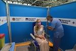 Italy: Hệ thốngđặt lịch hẹn tiêm chủng ở vùng Lazio bị tấn công