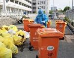 TP Hồ Chí Minh nâng tối đa công suất xử lý rác y tế