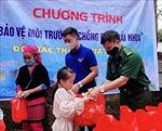 Lan tỏa chương trình 'Đổi rác thải nhựa lấy quà'nơi vùng cao