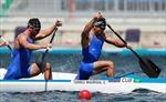 Olympic Tokyo 2020: Cặp VĐV Cuba xác lập kỷ lục ở nội dung canoe đôi nam 1.000m