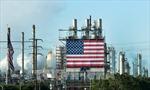 Giá dầu thế giới giảm hơn 3% trong phiên 2/8