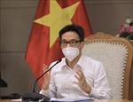 Phó Thủ tướng Vũ Đức Đam kiểm tra công tác phòng, chống dịch tại Tiền Giang
