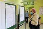 Giới chức Nga thông báo về hành vi nước ngoài can thiệp bầu cử