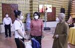 Tình nguyện viên tôn giáo hỗ trợ tuyến đầu chống dịch