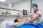 Cứu sống bệnh nhân đột quỵ kèm sốc nhiễm khuẩn suy đa phủ tạng