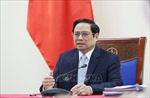 Thủ tướng Phạm Minh Chính đề nghị COVAXphân bổ nhanh vaccine dành cho Việt Nam