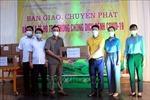 Tuyên Quang hỗ trợ vật tư y tế cho 6 tỉnh, thành phố phía Nam chống dịch