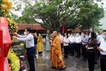 Dâng hương tưởng niệm nhân 721 năm Ngày mất của Anh hùng dân tộc Trần Hưng Đạo