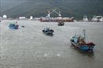 Quảng Ngãi ứng phó với áp thấp nhiệt đới trên Biển Đông