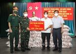 Quân ủy Trung ương, Bộ Quốc phòng hỗ trợ người dân Tây Ninh 100 tấn gạo