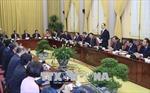 Đưa quan hệ đối ngoại Việt Nam với các nước đi vào chiều sâu