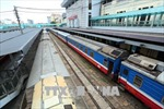 Dịch COVID-19: Đường sắt tạm dừng đón, trả khách tại ga Hải Dương đề phòng dịch