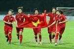 Việt Nam hướng tới ngôi quán quân tại Giải bóng đá nữ vô địch Đông Nam Á 2019