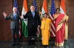 Mỹ và Ấn Độ ký kết thỏa thuận về liên lạc quân sự