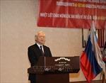 Tổng Bí thư Nguyễn Phú Trọng kết thúc chuyến thăm Nga và lên đường thăm Hungary