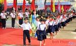 Tựu trường muộn của 80 học sinh ở Bình Phước