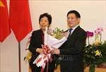 ASOSAI 14: Đẩy mạnh trao đổi kinh nghiệm giữa Kiểm toán Nhà nước Việt Nam và Kiểm toán Trung Quốc