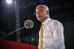 Tổng thống đương nhiệm A. Yameen thừa nhận thất bại