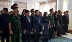 Lễ viếng và mở Sổ tang Chủ tịch nước Trần Đại Quang tại Myanmar