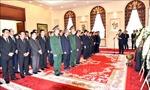 Đại sứ quán Việt Nam tại Trung Quốc tổ chức lễ viếng Chủ tịch nước Trần Đại Quang