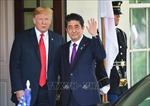 Nhật Bản và Mỹ cam kết thúc đẩy quan hệ thương mại song phương