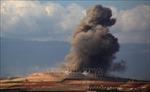 Nhằm 'đổ vấy', phiến quân Syria bắt đầu dàn dựng vụ tấn công hóa học ở Idlib