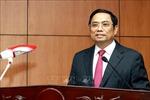 Chuẩn y ông Phan Việt Cường là Bí thư Tỉnh ủy Quảng Nam