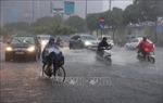 Ảnh hưởng rãnh áp thấp, Bắc Bộ mưa lớn, đề phòng lốc, sét, mưa đá