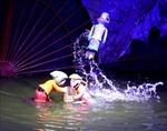 Vở rối nước 'Trê - Cóc' giành HCV Liên hoan múa rối quốc tế 2018