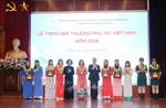 Hai tập thể nữ bác sĩ nhận Giải thưởng Phụ nữ Việt Nam 2018