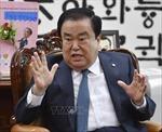 Đoàn đại biểu Quốc hội hai miền Triều Tiên hội đàm tại Geneva