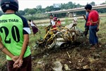 Rơi 2 máy bay quân sự ở Myanmar, 3 người thiệt mạng